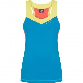 Γυναικείο αμάνικο μπλουζάκι trailrunning LA SPORTIVA