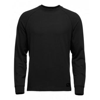 Ανδρική  μακρυμάνικη μπλούζα από οργανικό βαμβάκι BLACK DIAMOND