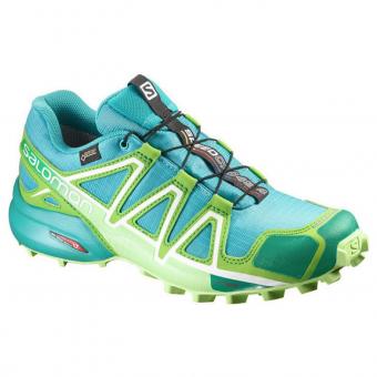 Γυναικεία αδιάβροχα παπούτσια trailrunning SALOMON
