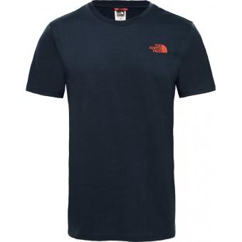 Ανδρική κοντομάνικη μπλούζα THE NORTH FACE